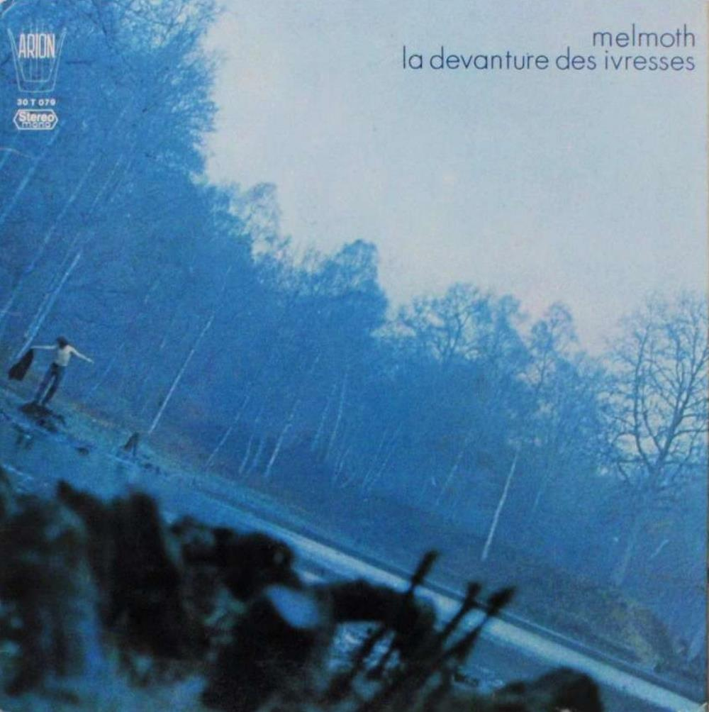Melmoth: La Devanture Des Ivresses by HEDAYAT, DASHIELL album cover