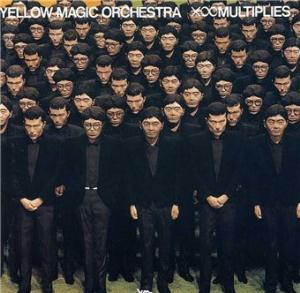 Xoo Multiplies by YELLOW MAGIC ORCHESTRA album cover