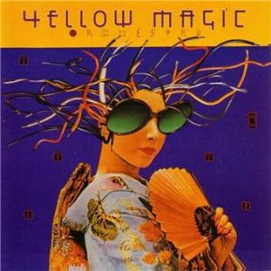 Yellow Magic Orchestra - Yellow Magic Orchestra CD (album) cover