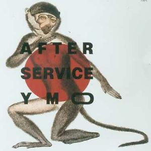 Yellow Magic Orchestra - After Service CD (album) cover
