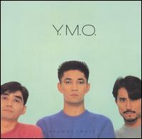 Yellow Magic Orchestra Naughty Boys album cover