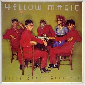 Yellow Magic Orchestra Solid State Survivor album cover