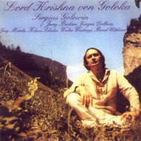 Lord Krishna Von Goloka by GOLOWIN, SERGIUS album cover