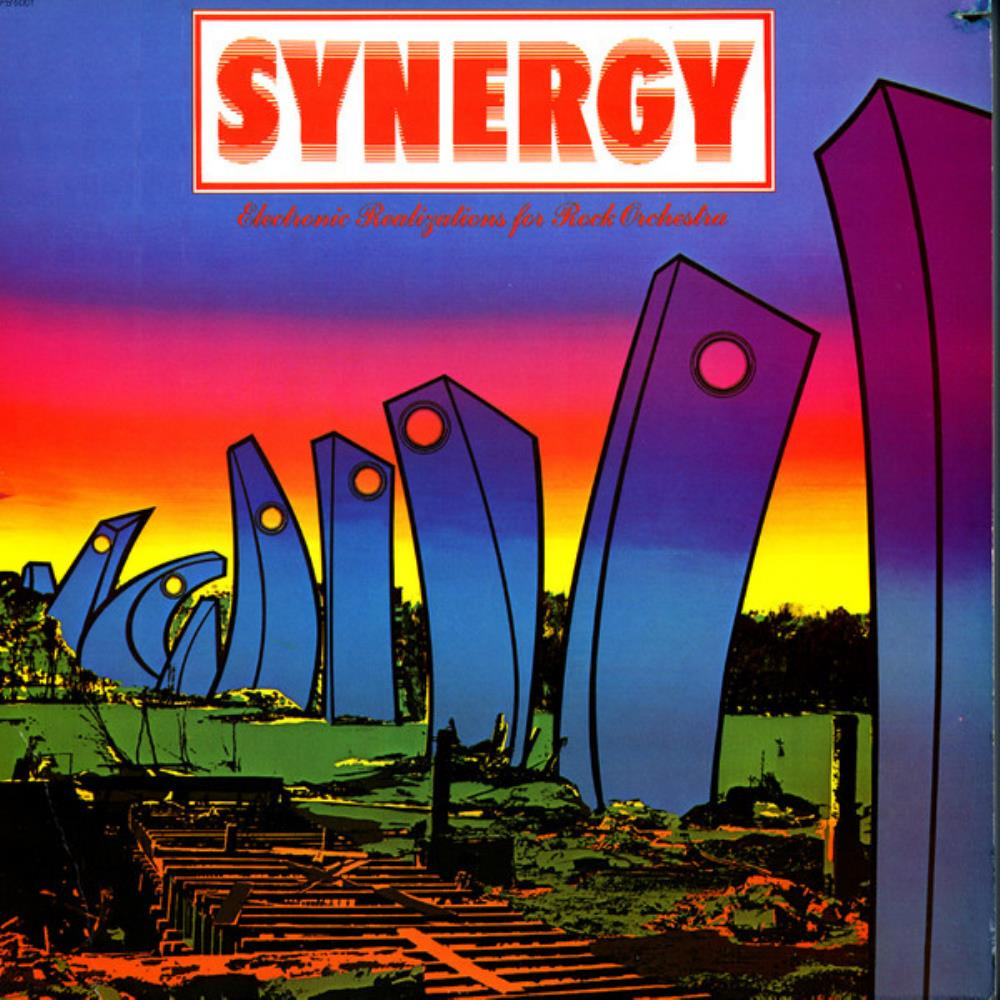 Synergy Electronic Realizations For Rock Orchestra album cover