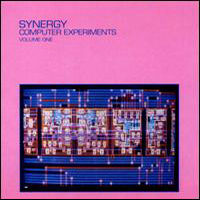 Synergy - Computer Experiments, Vol. 1 CD (album) cover