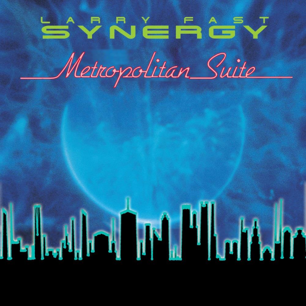 Metropolitan Suite by SYNERGY album cover