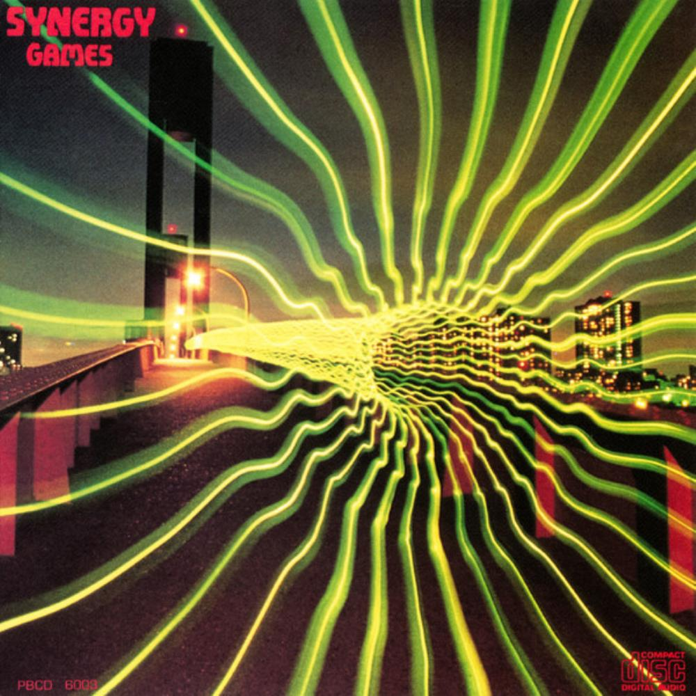 Synergy Games album cover