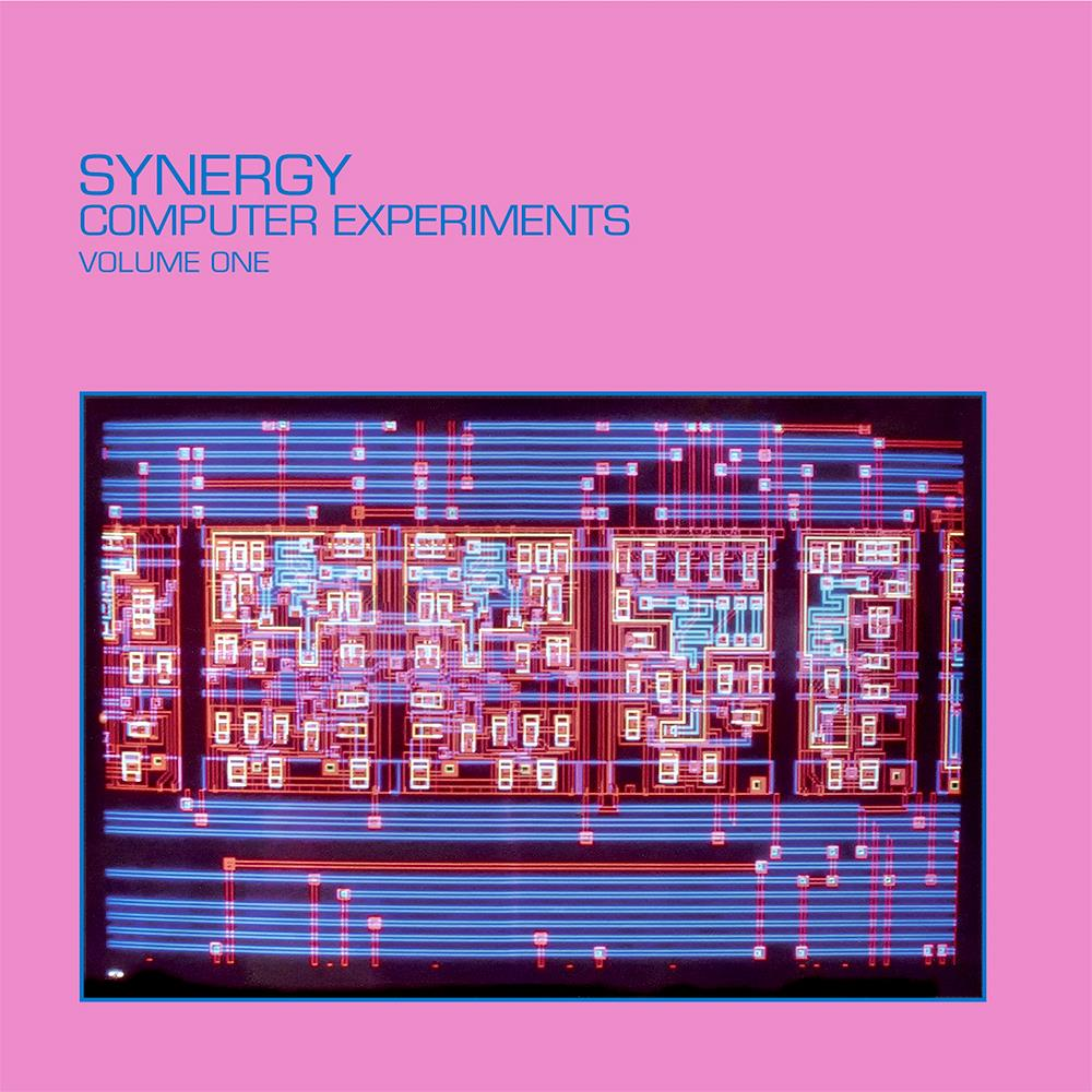 Synergy Computer Experiments - Volume One album cover