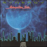 Synergy - Metropolitan Suite CD (album) cover