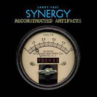 Synergy - Reconstructed Artifacts CD (album) cover