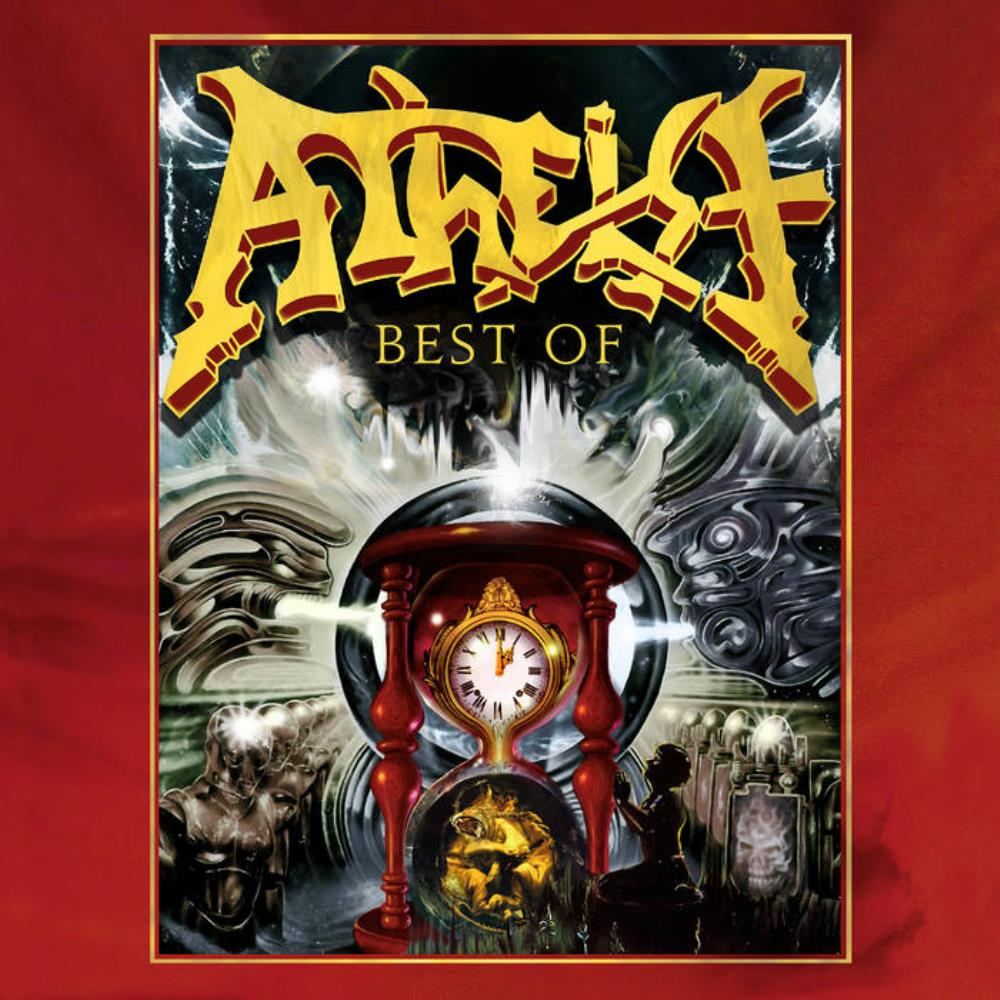 The Best of Atheist by ATHEIST album cover