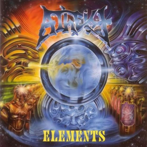 Atheist Elements album cover