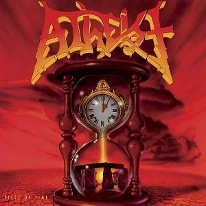 Atheist Piece of Time album cover