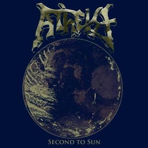 Atheist Second to Sun album cover