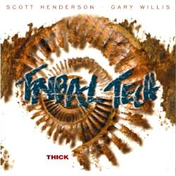 Tribal Tech - Thick CD (album) cover