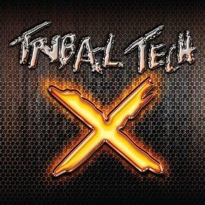 Tribal Tech - X CD (album) cover
