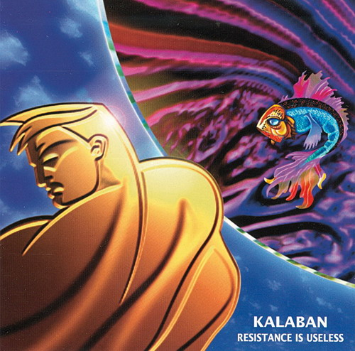 Kalaban - Resistance Is Useless CD (album) cover
