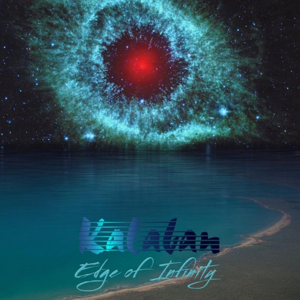 Edge Of Infinity by KALABAN album cover