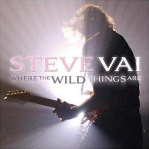 Steve Vai Where The Wild Things Are album cover