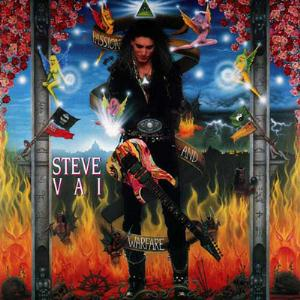 Steve Vai - Passion And Warfare CD (album) cover
