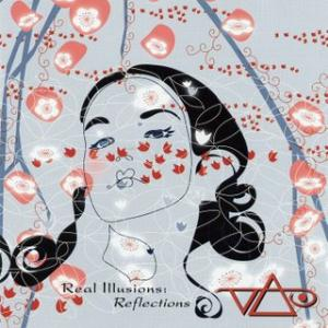 Steve Vai - Real Illusions: Reflections CD (album) cover