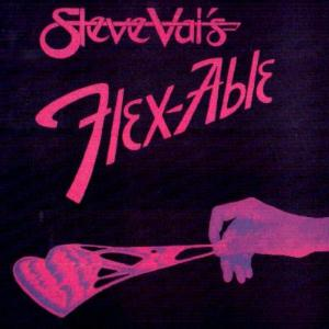 Steve Vai - Flex-Able CD (album) cover