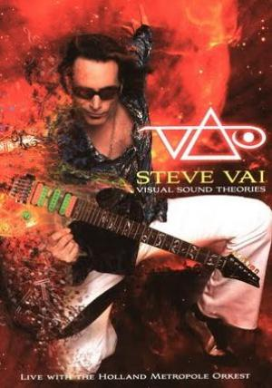 Steve Vai Visual Sound Theories album cover