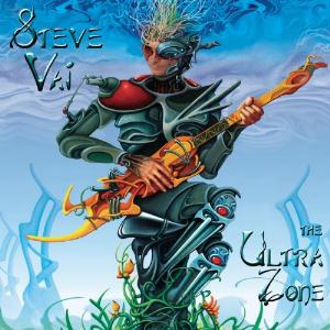 The Ultra Zone by VAI, STEVE album cover