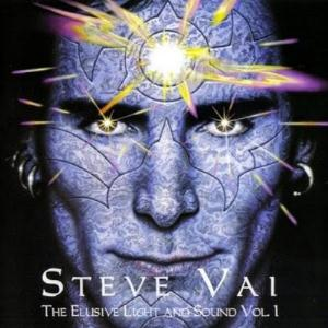 Steve Vai - The Elusive Light And Sound Vol. 1 CD (album) cover