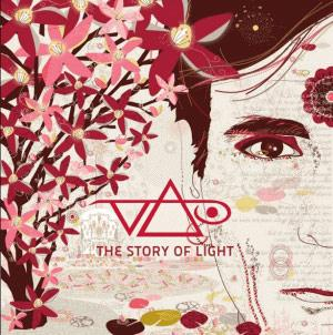 Steve Vai - The Story Of Light CD (album) cover