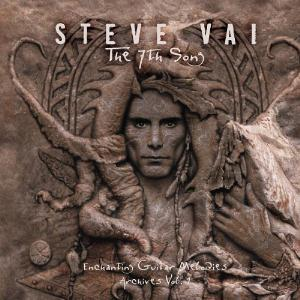 Steve Vai The 7th Song: Enchanting Guitar Melodies - Archives Vol. 1 album cover