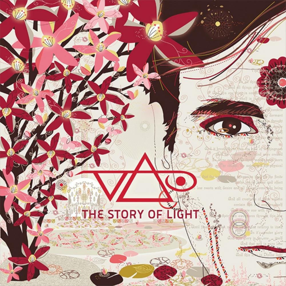 Steve Vai The Story Of Light album cover