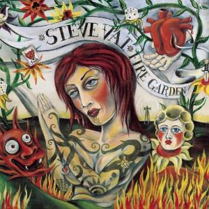 Steve Vai Fire Garden album cover