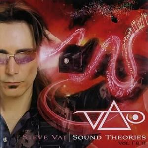 Steve Vai - Sound Theories Vol. I & II CD (album) cover