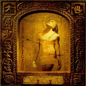 Steve Vai - Sex & Religion (as Vai) CD (album) cover