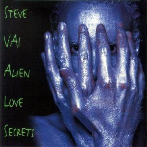 Alien Love Secrets by VAI, STEVE album cover