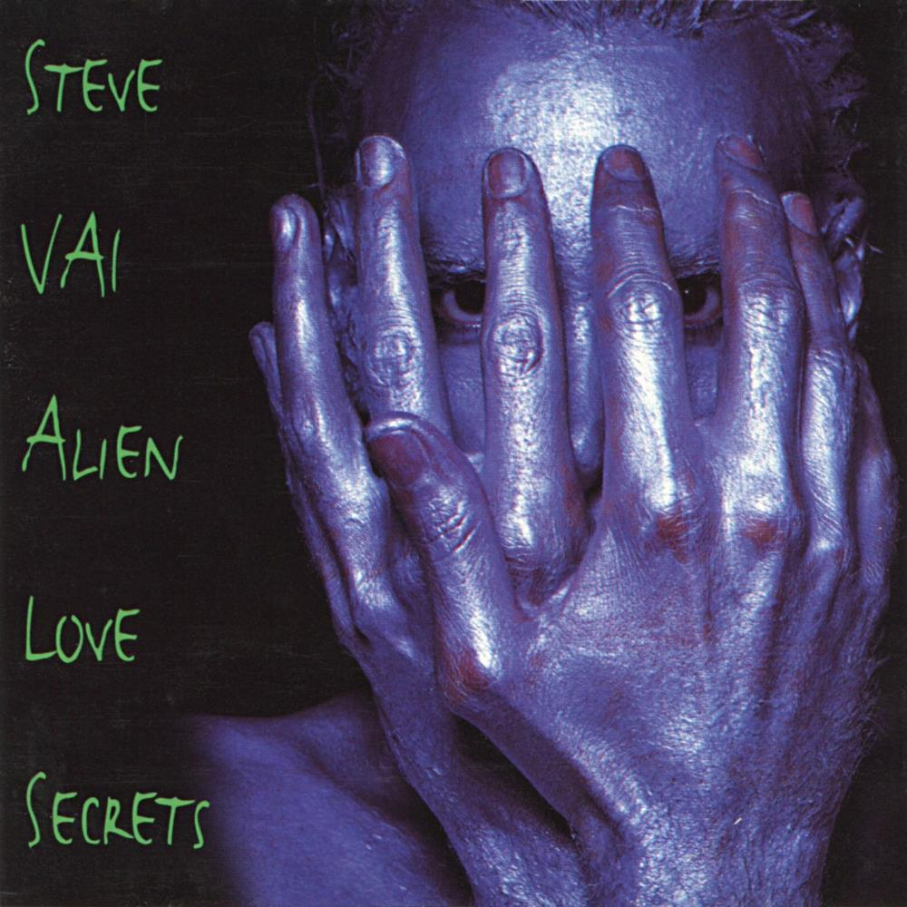 Steve Vai - Alien Love Secrets CD (album) cover
