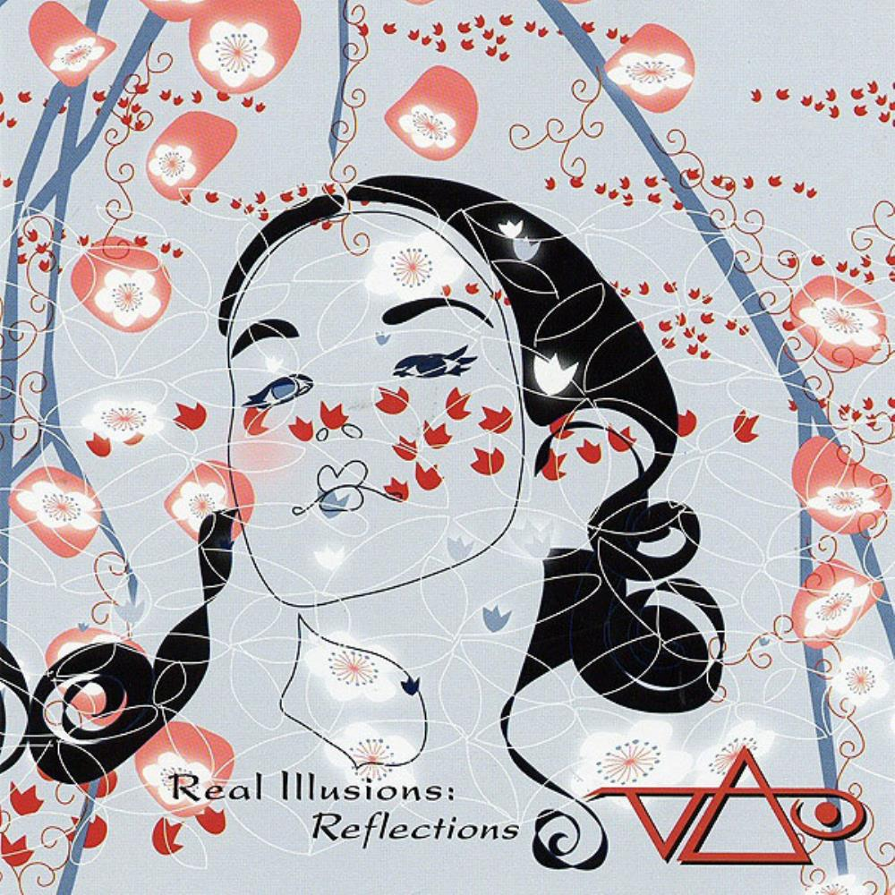 Steve Vai Real Illusions: Reflections album cover