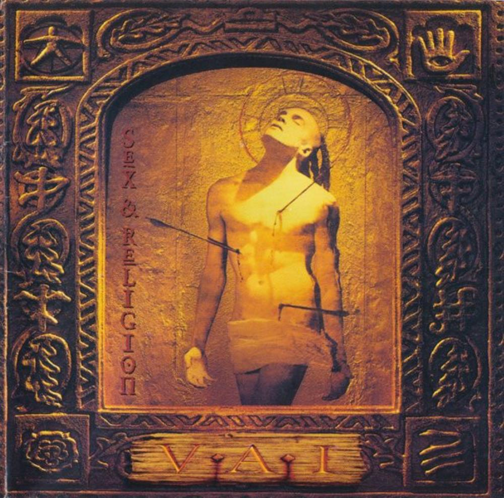 Steve Vai - Vai: Sex & Religion CD (album) cover