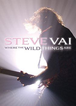 Steve Vai - Where The Wild Things Are CD (album) cover