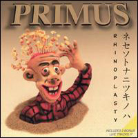 Primus - Rhinoplasty CD (album) cover