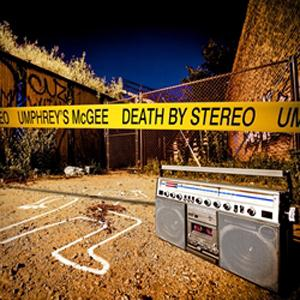 Umphrey's McGee - Death By Stereo CD (album) cover