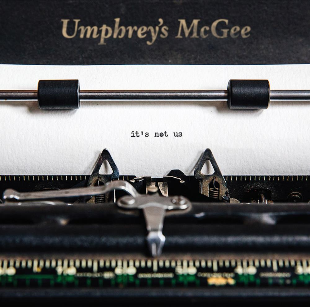 it's not us by UMPHREY'S MCGEE album cover