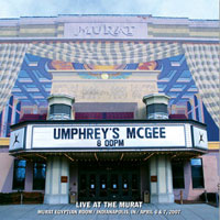 Umphrey's McGee Live At The Murat album cover
