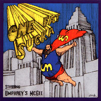 Umphrey's McGee One Fat Sucka album cover