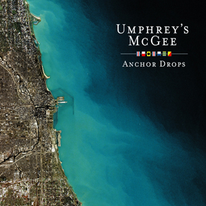 Umphrey's McGee - Anchor Drops CD (album) cover