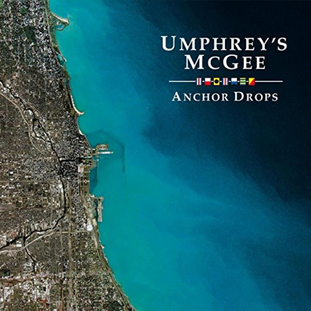 Anchor Drops by UMPHREY'S MCGEE album cover