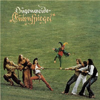 Eulenspiegel by OUGENWEIDE album cover