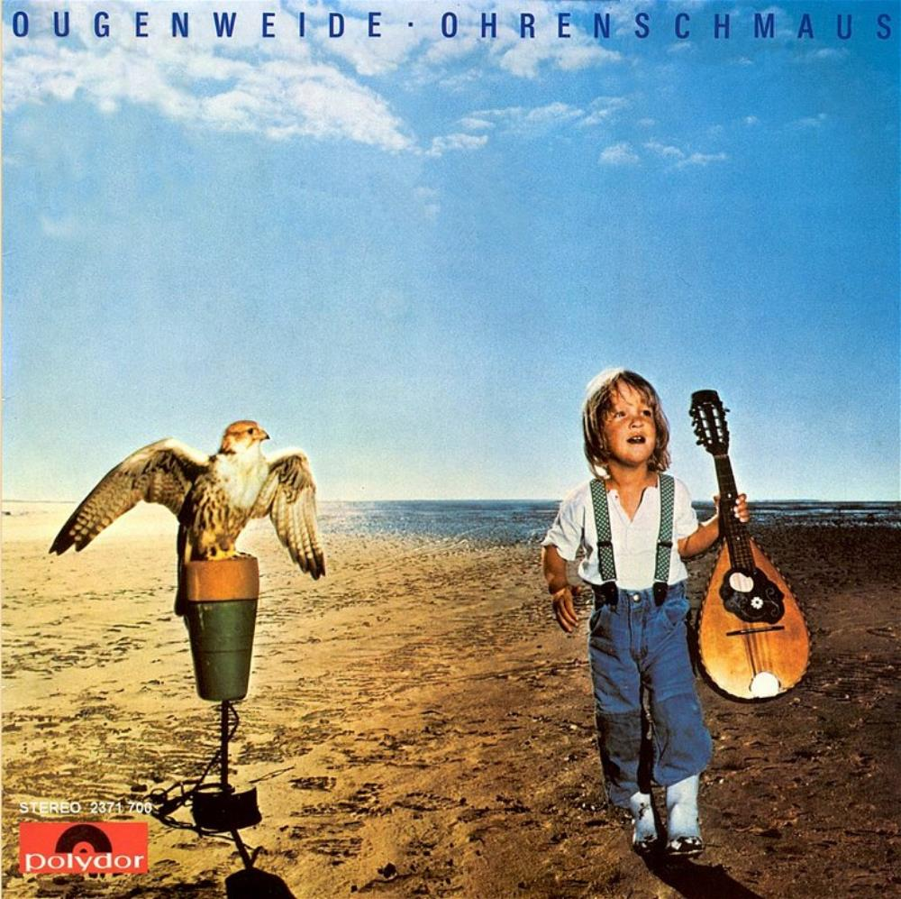 Ohrenschmaus by OUGENWEIDE album cover