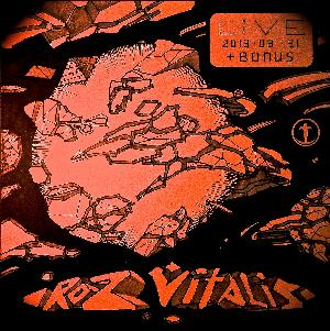 Live 2013-08-31 + Bonus by ROZ VITALIS album cover